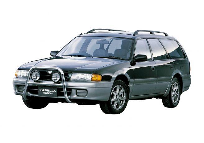 マツダ カペラワゴン 2000DOHC 4WD