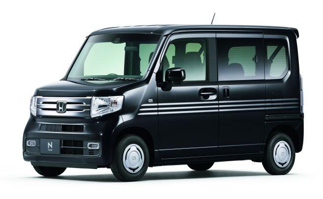 N-VAN +STYLE COOL Honda SENSING