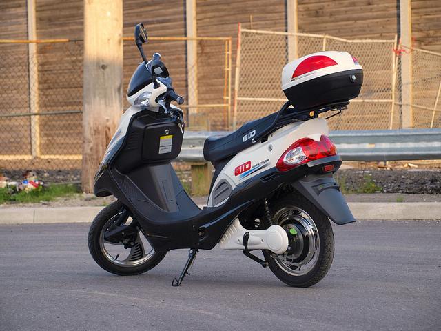 電動バイク海外