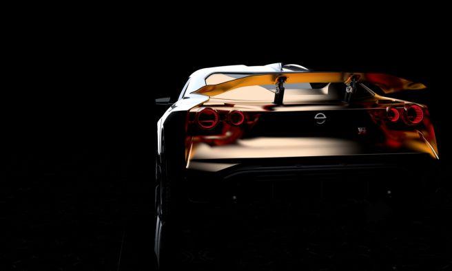 日産 GT-R50 イタルデザイン