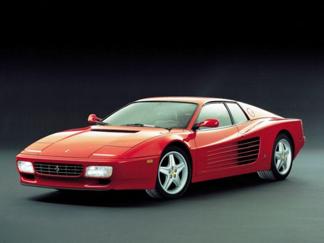 フェラーリ512TR-4_1991