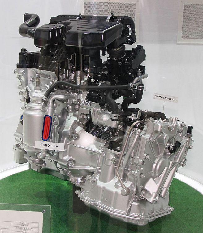 ダイハツ KF型エンジン