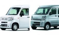 【ホンダ新型N-VAN vs 三菱 ミニキャブバン】軽バンライバル車徹底比較!