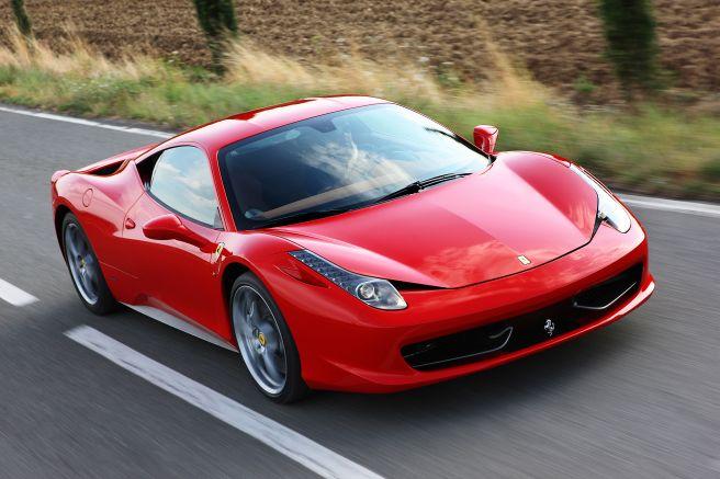 フェラーリ458イタリア_2009