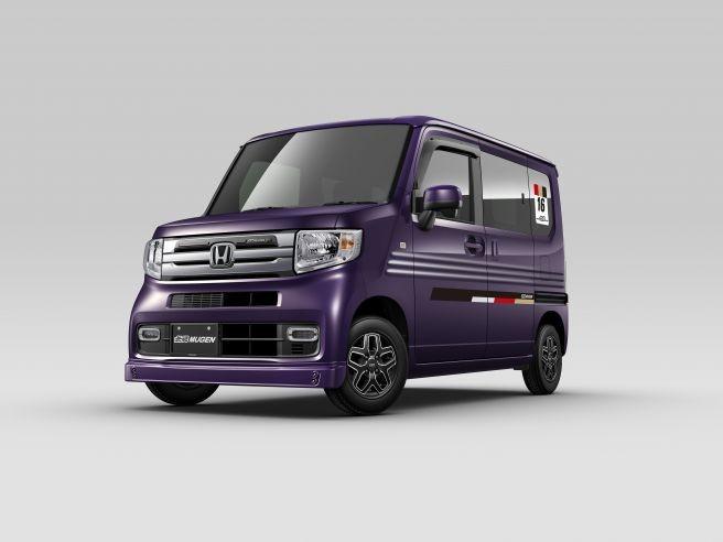 ホンダ N-VAN +STYLE COOL・Honda SENSING