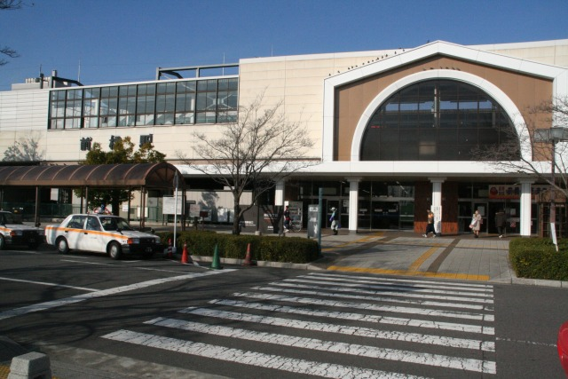 前橋駅 群馬県