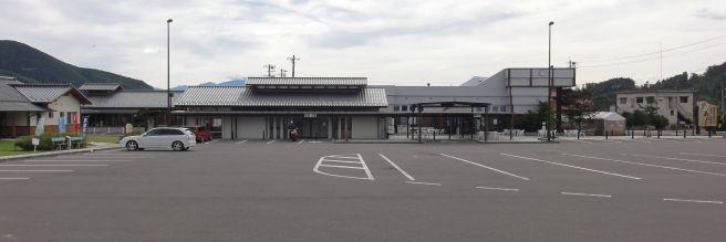 道の駅あおき 長野県