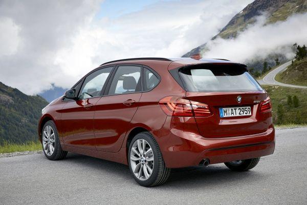 BMW 2シリーズ アクティブツアラー 2014