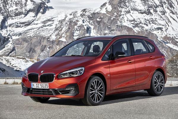 BMW 新型 2シリーズ アクティブツアラー 2018