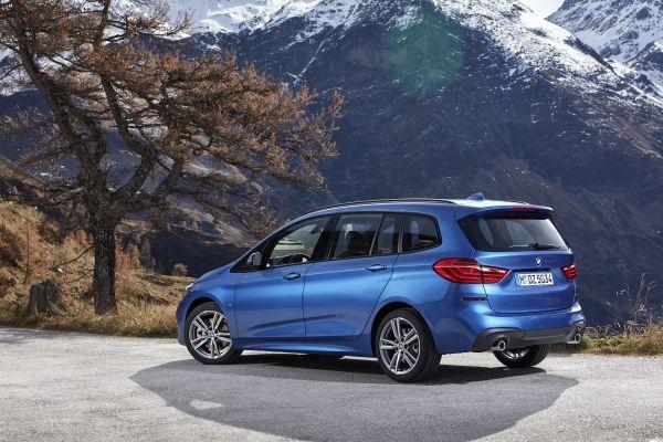 BMW 2シリーズ グランツアラー 2018
