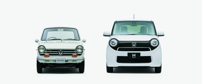 ホンダ N-ONEとN360