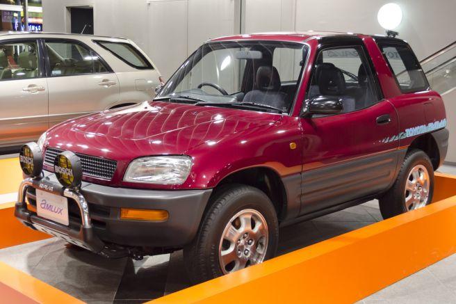 トヨタRAV4初代モデル