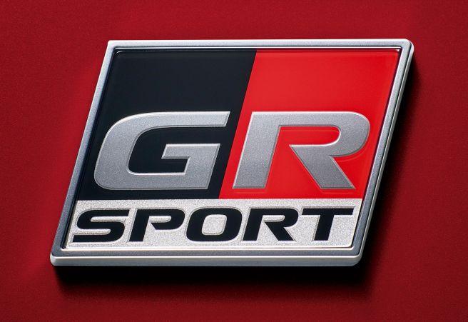 トヨタ GR SPORT ロゴ