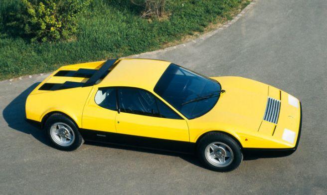 フェラーリ365GT4BB_1971