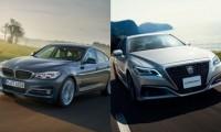 【トヨタ新型クラウン vs BMW 3シリーズセダン】日独スポーツセダン徹底比較!