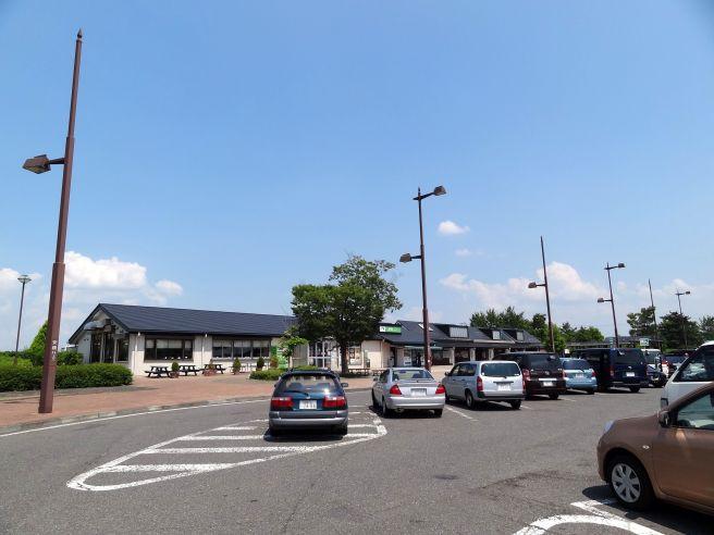 安積PA 福島県