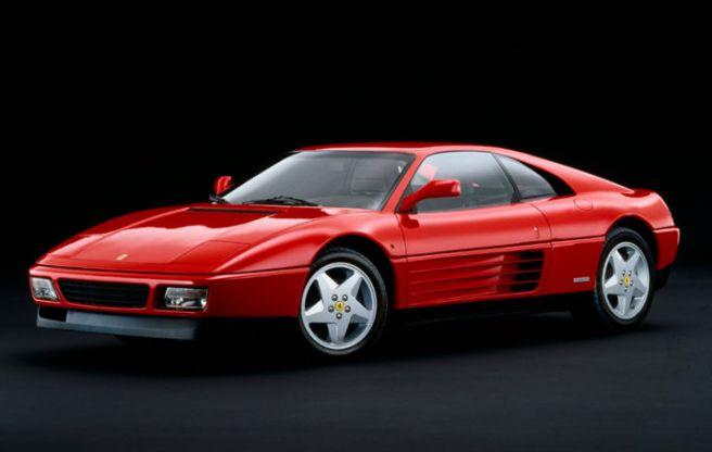 フェラーリ 348tb_1989