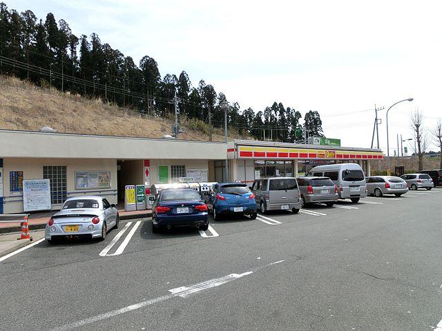 黒磯PA 栃木県