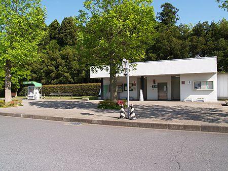田野PA 茨城県