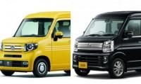 【ホンダ新型N-VAN vs 日産 NV-100クリッパー】軽バンライバル車徹底比較!