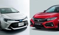 【徹底比較】トヨタ新型カローラスポーツの本命ライバルはシビックハッチバックか!