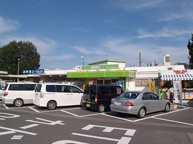 都賀西方PA 栃木県