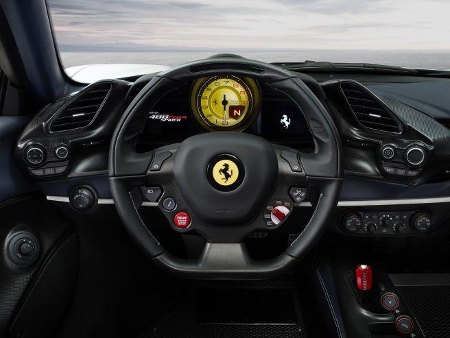 フェラーリ 488 ピスタ スパイダー 7_2018