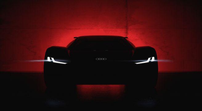 アウディ Audi PB 18 e-tron