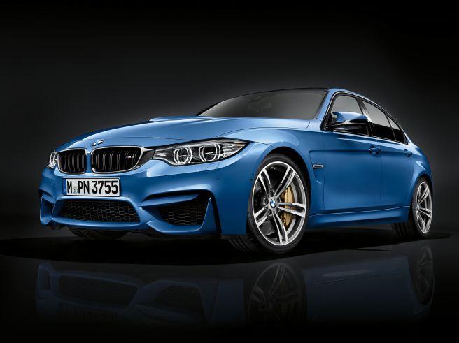 BMW M3-2017