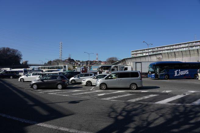 港北PA(下り)