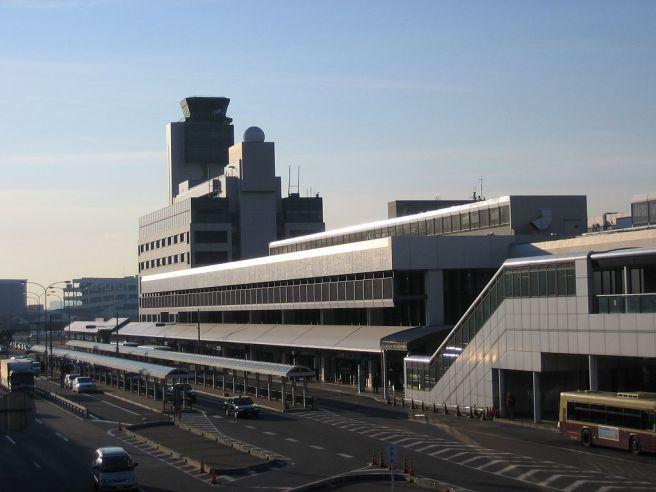 大阪空港 大阪府 伊丹市