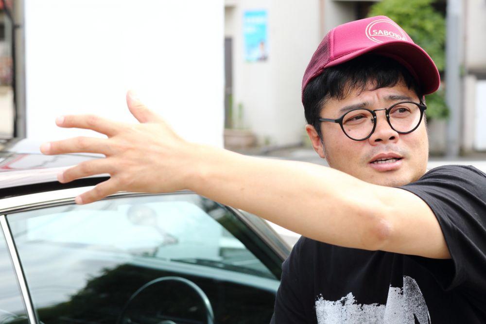 佐田正樹 バッドボーイズ MOBYクルマバナシ
