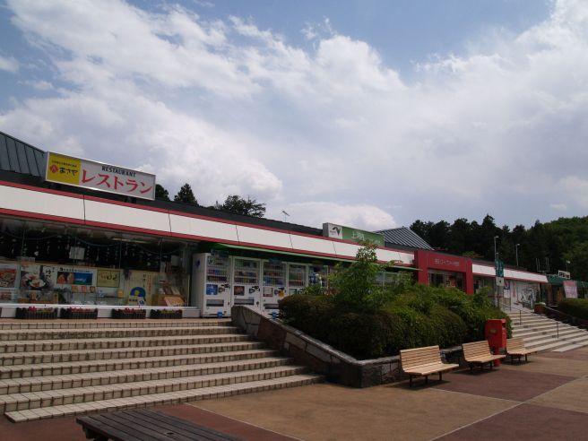 上河内SA 栃木県