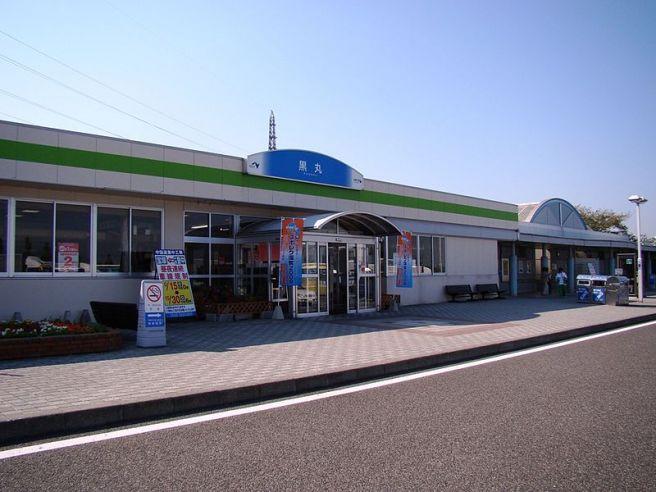 黒丸PA 滋賀県