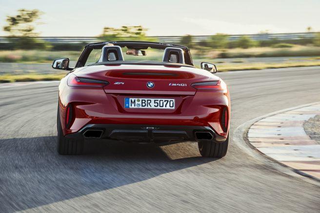 BMW 新型Z4ロードスター
