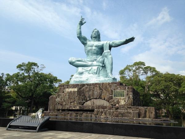 平和公園 長崎県
