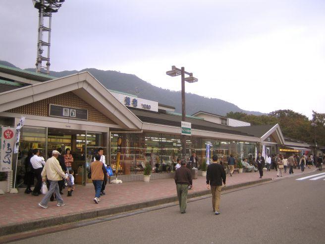 養老SA 岐阜県