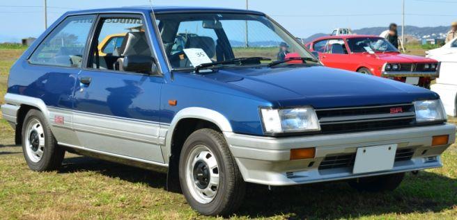 トヨタ カローラⅡ初代