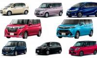 スライドドアのコンパクトカー人気ランキング全9車種【2018年最新版】