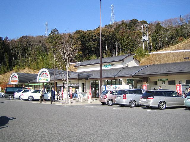 赤塚PA 愛知県
