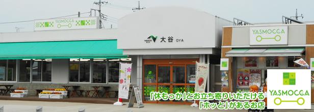 大谷PA 栃木県