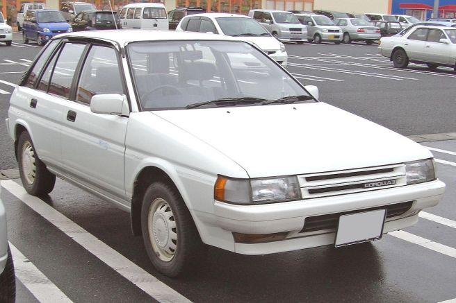 トヨタ カローラ2 2代目