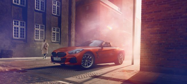 BMW Z4 ファーストエディション