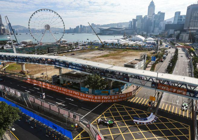 フォーミュラE 第4シーズン 香港市街地コース