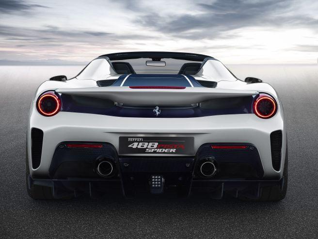 フェラーリ 488 ピスタ スパイダー 5_2018
