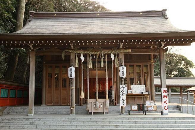 富岡八幡宮(横浜市金沢区)
