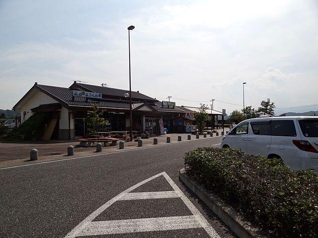 四倉PA 福島県