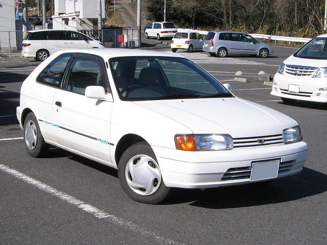 トヨタ カローラⅡ4代目