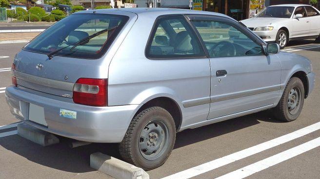 トヨタ カローラ2 4代目バック