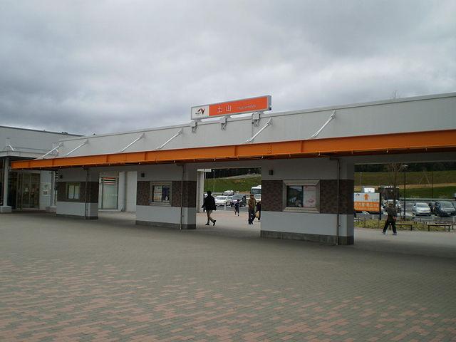 土山SA 滋賀県